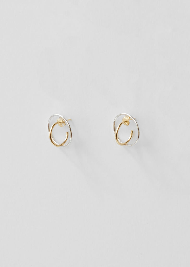 Boucles D'Oreilles Saturn Small Earrings