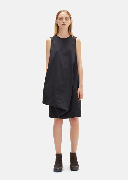 Cotton Drape Dress