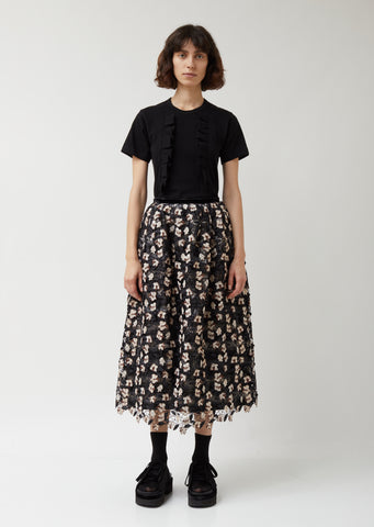 Louise Flower Skirt
