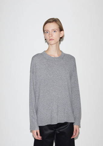 Peak Mockneck Sweater