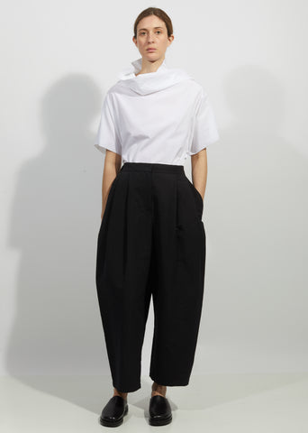 Linen & Cotton Egg Pants