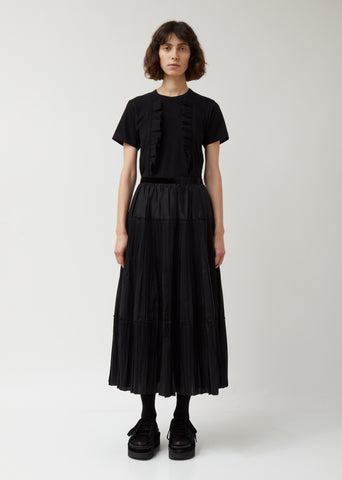 Max Pleat Skirt