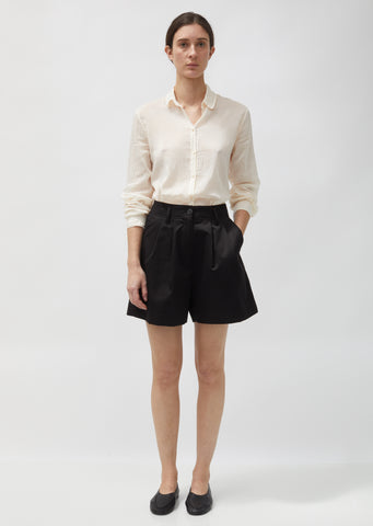 Makò Cotton Twill Shorts