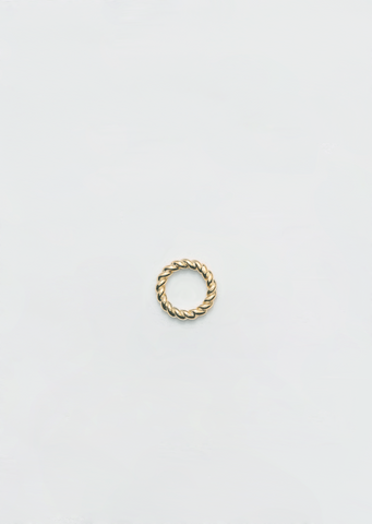 Gold Albuquerque Ring