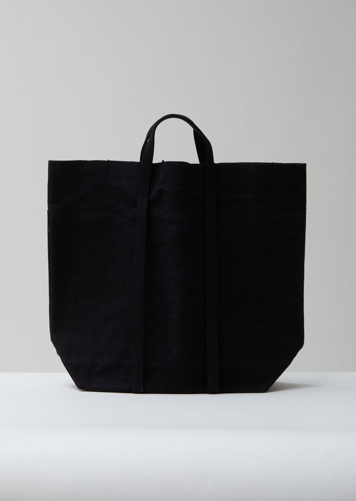 Tall Canvas Tote
