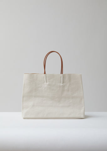 Canvas Paperboy Bag