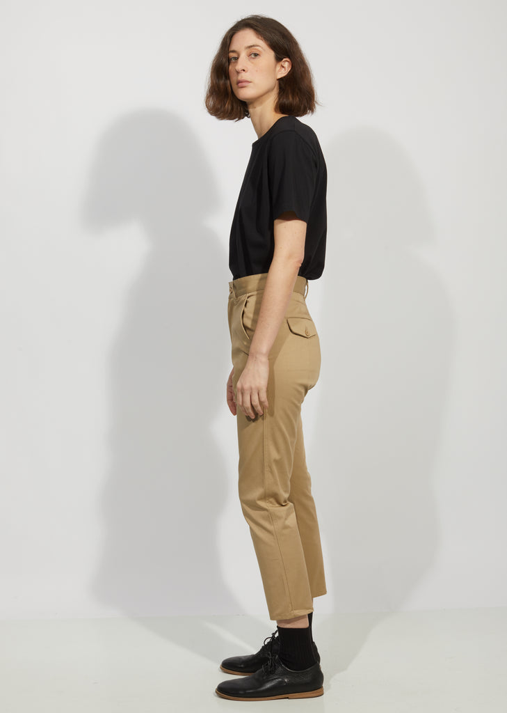 Ast Straight Tube Pants