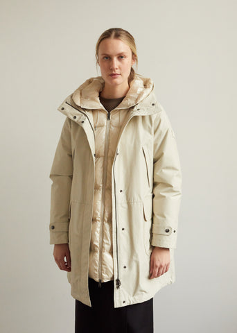 3in1 Atlantic Parka