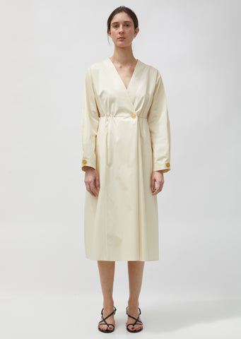 Makò Cotton Twill Dress