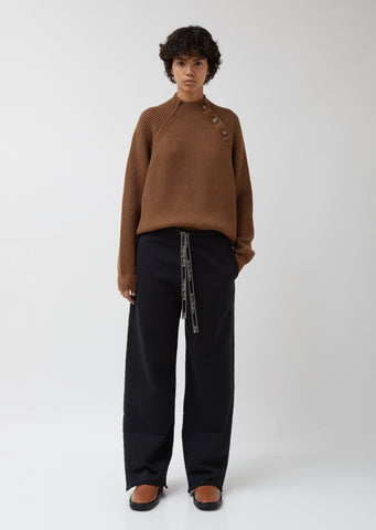 Fancy Minimal Trousers