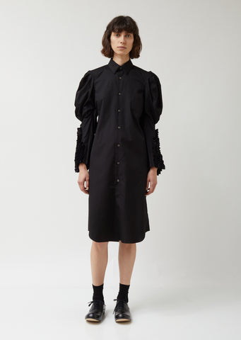 Cotton Broad Dress