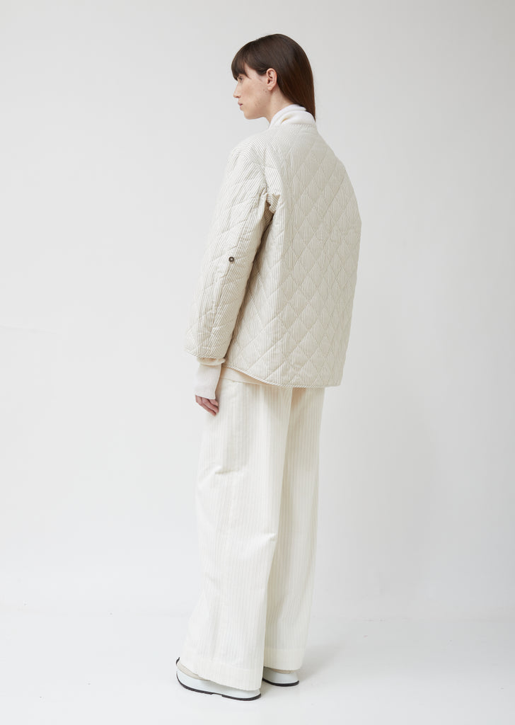 Jarnac Q Wadded Light Cotton Jacket
