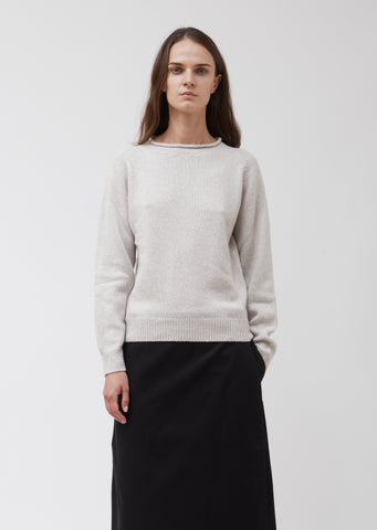 Roll Neck Cashmere Sweater
