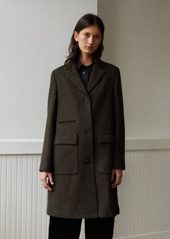 Soft City Coat