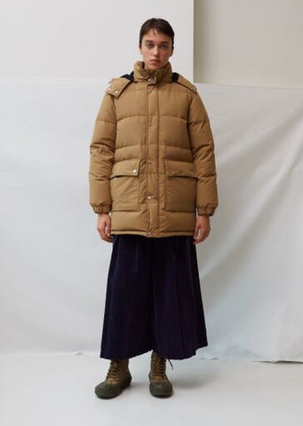 Nylon Tusser Coat