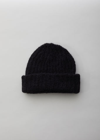 Wave Ribbed Beanie