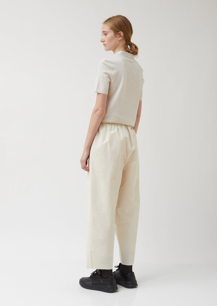 Wool Grandpa Pants