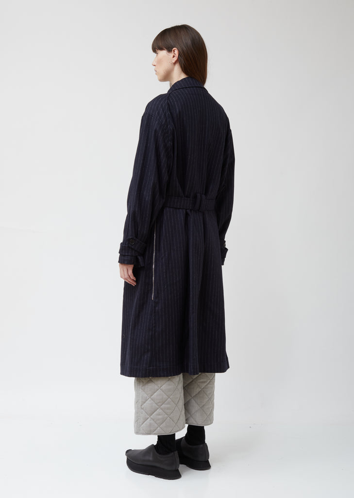 Essential Comm.C Wool Coat