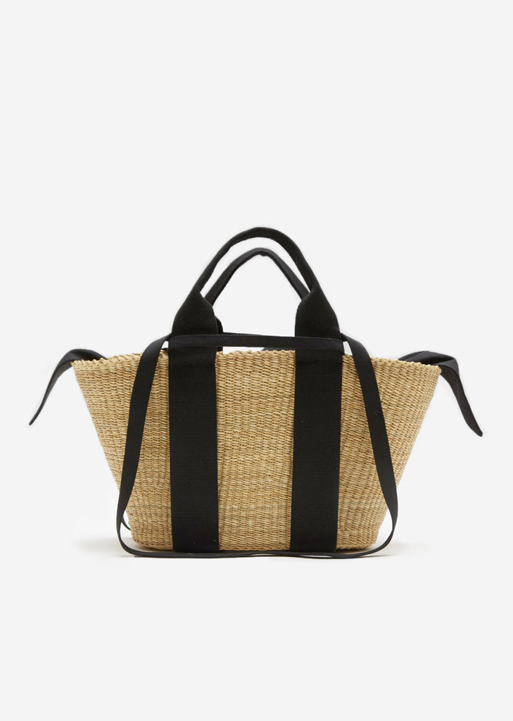 George Straw Bag