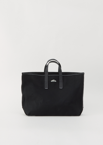 Utility Tote Bag — Black