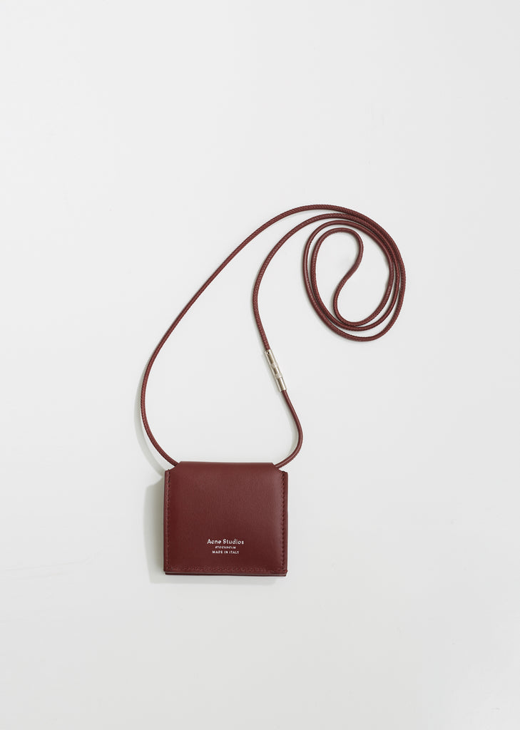 Small Necklace Wallet