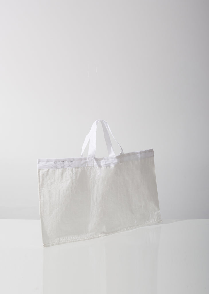 White Shopping Bag - 32
