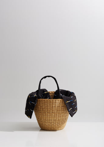 Coco Basket Bag