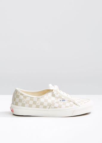 Unisex OG Authentic LX Checkerboard Sneakers