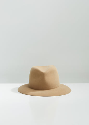 Kidd Sueded Felt Fedora