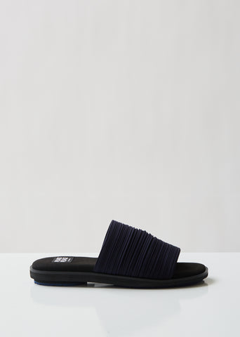 Pleated Slides