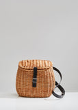 Ames Willow Basket Bag