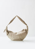 Cotton Canvas Maxi Bum Bag