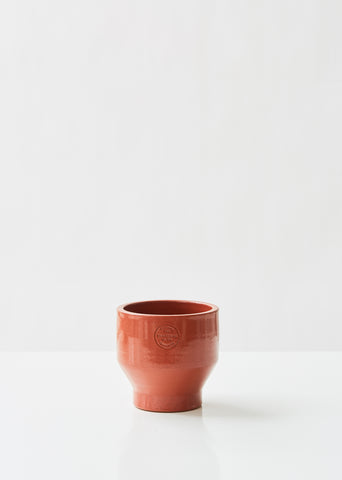 Edge Terracotta Indoor Pot