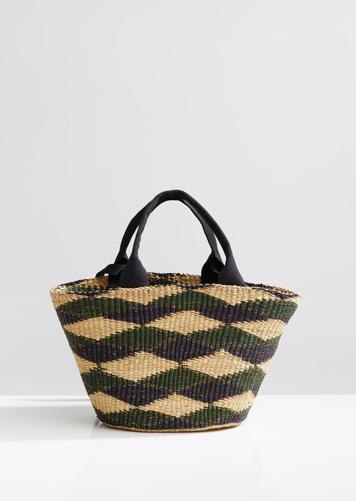 Graham Basket Bag