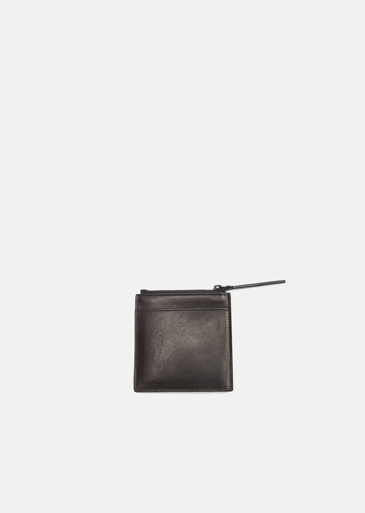 Leather Coin Card Wallet