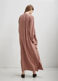 Lord Oversized Silk Dress