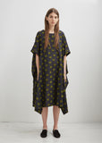 Wind In Dot Dress