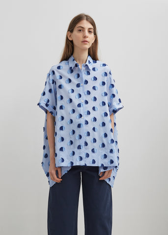 Wind In Blouse