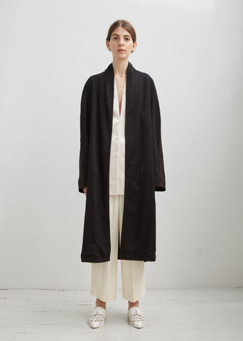 Oversized Long Jacket