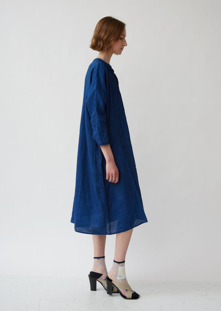 Pintucks O' Keefee Dress