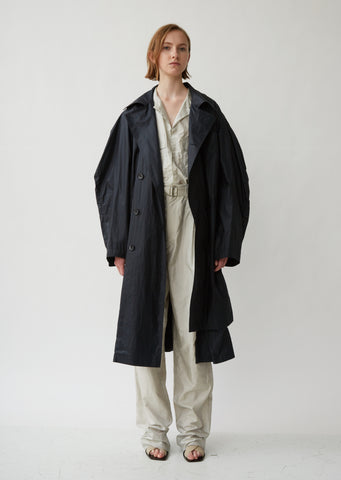 Asymetrical Coat
