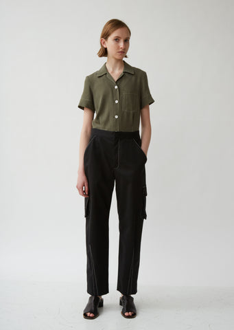 Stitched Cargo Trouser
