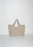 Felt Oval Market Bag