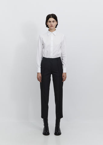 Roxane Fresco Wool Trousers
