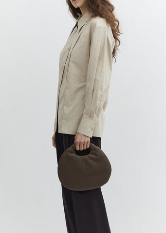Egg Bag — Dark Brown
