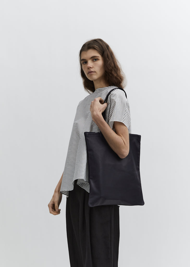 Ultra Soft Tote with Zip