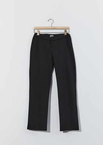 Stretch Cotton Lim Pant