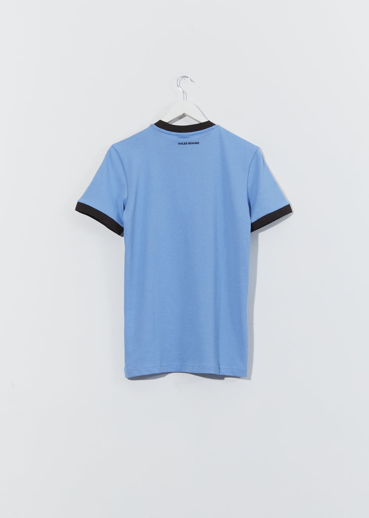 Unisex Graphic Tee — Blue