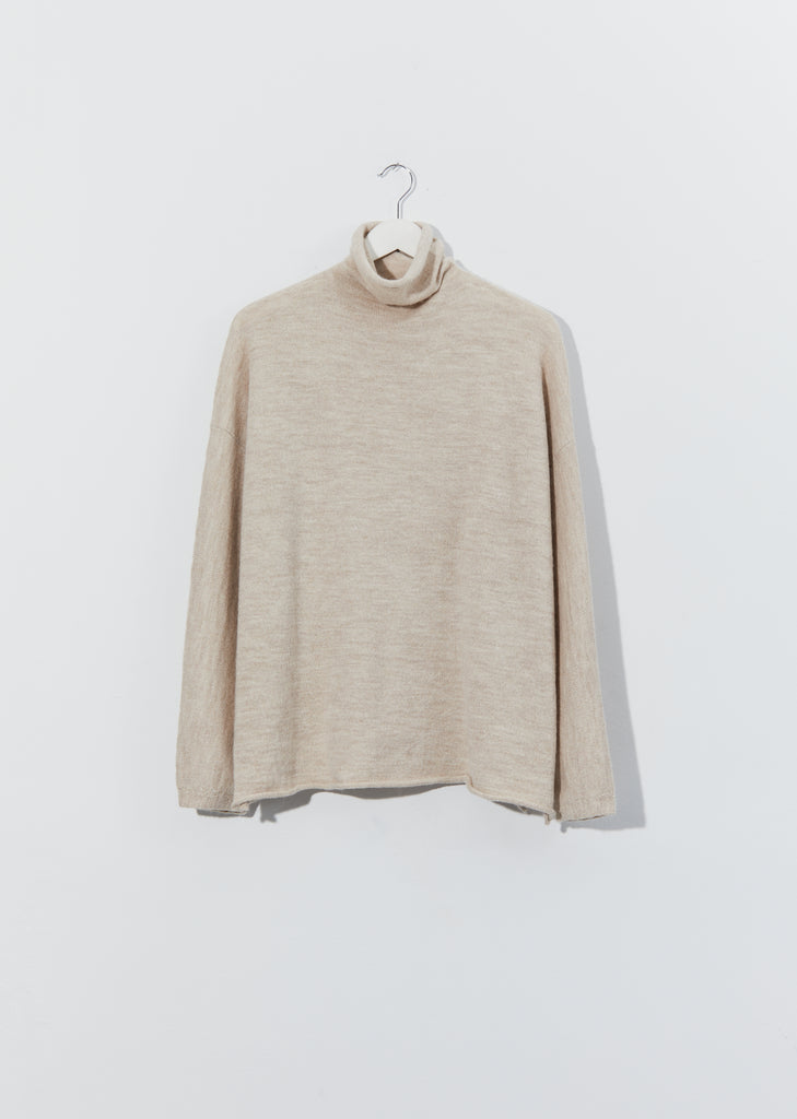 Fine Rollneck Sweater