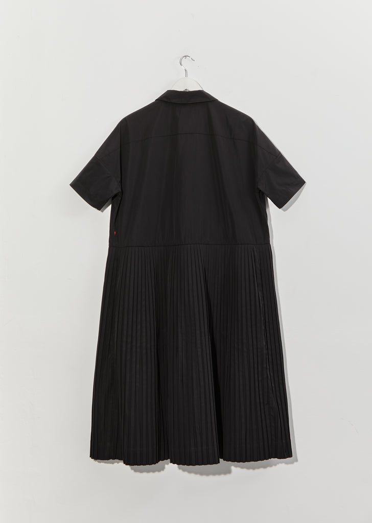 T Plee Dress - Pleat 3